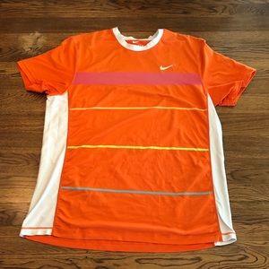 Men's Nike tennis large nadal rush and crush